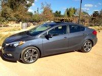2015,Kia ,Forte, road test,styling