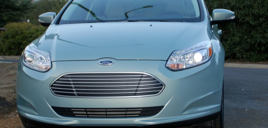 2014 Ford, Focus Electric
