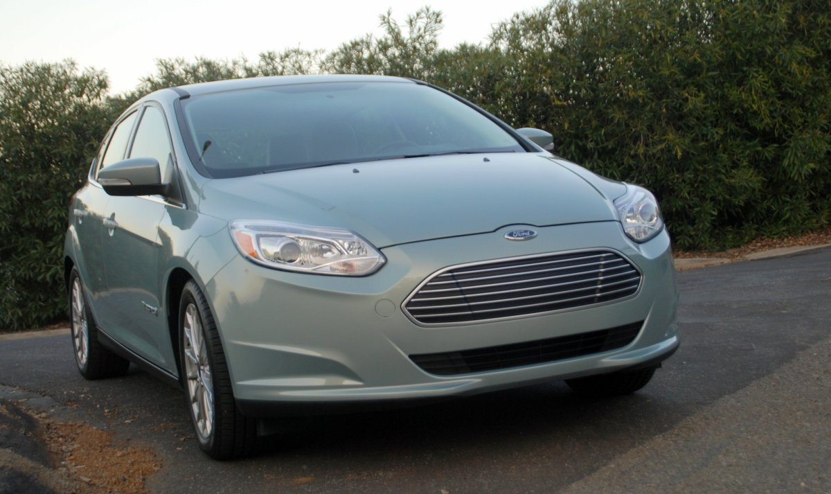 2014,Ford,Focus,Electric