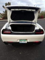 2015 Dodge,Challenger,trunk