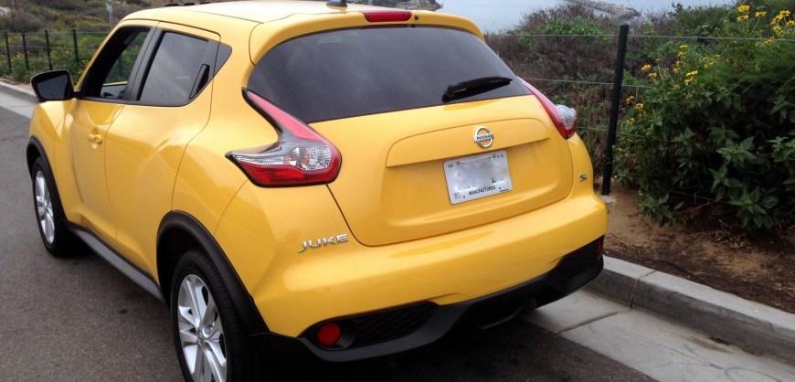 2015 Nissan,Juke SL