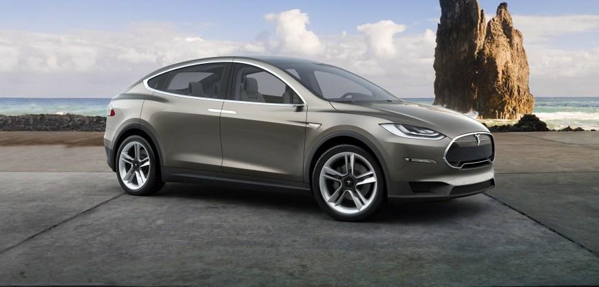 Tesla,Model X,electric car,future car