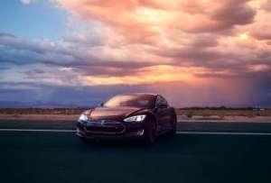 Tesla,Model S P85D,AWD,upgrade,electric car