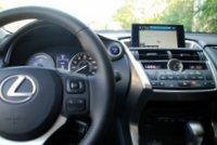 2015,Lexus NX,300h,technology,interior