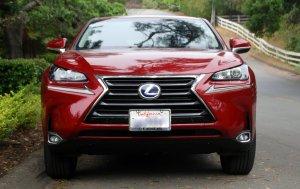 2105 Lexus,NX 300h,fuel economy,mpg