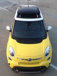 2015 Fiat,500L Trekking,performance