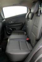 2106 Honda, HR-V, back seat
