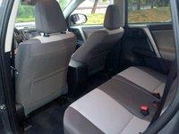 2015, Toyota RAV4,rear seat comfort,storage