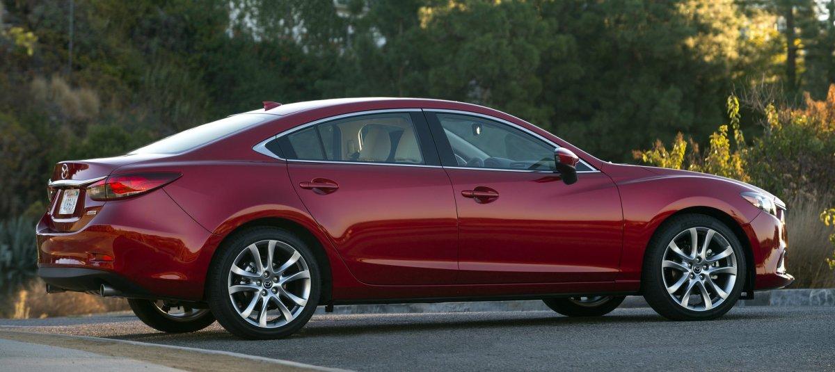 2015,Mazda6,midsize sedan,mpg,fuel economy
