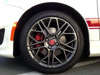 2015,Fiat,500c,Abarth,Cabrio,brakes