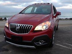 2015 Buick,Encore CUV,mpg,fuel economy,luxury CUV