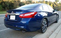2016 Nissan,Altima,2.5L,performance,handling