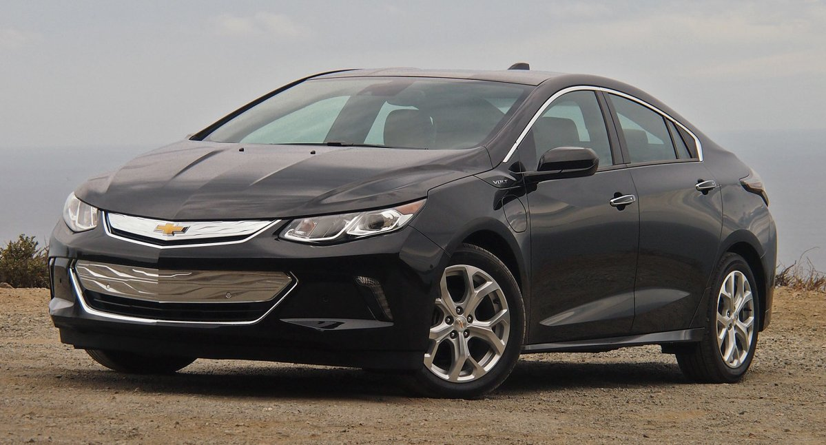 2016, Chevrolet Volt,Chevy Volt, Green Car of the Year