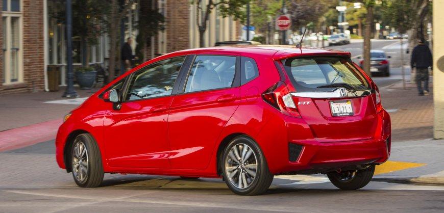 2016 Honda,Fit,mpg,fuel economy,magic seat