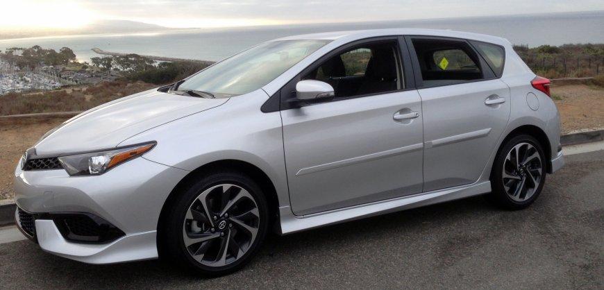 2015 Scion,iM,commuter,fuel economy