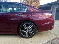 2016 Honda,Accord Touring,V6,fuel economy,mpg,handling
