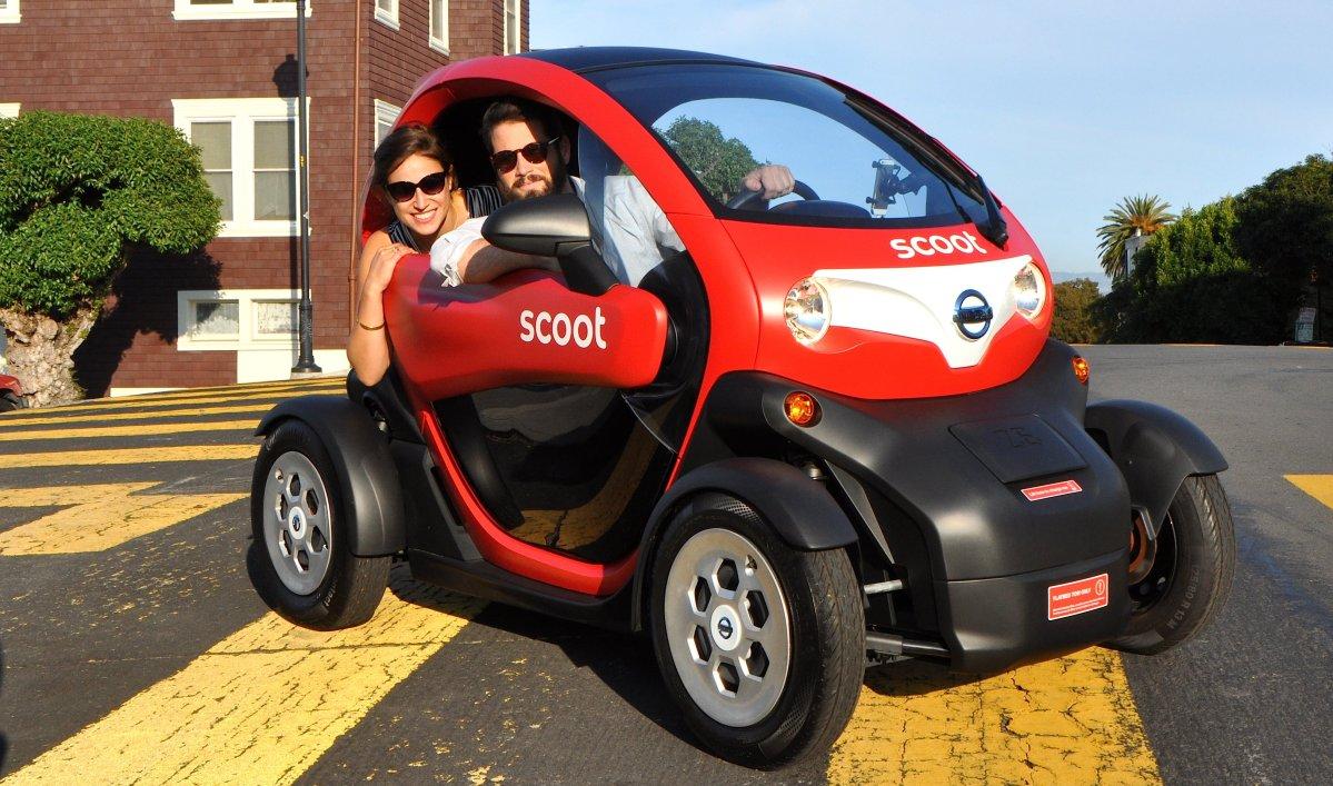 Nissan,Mobility concept,communter,city car
