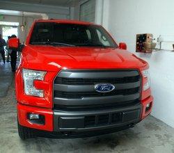 Ford F-150 hybrid, mpg fuel economy