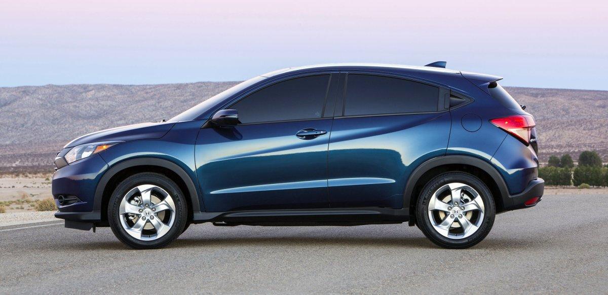 2016 Honda, HR-V AWD,road test,mpg