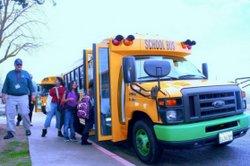 electric school bus, Motiv Power Systems,California