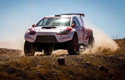 Acciona Dakar EV,racecar,Dakar Rally,electric car