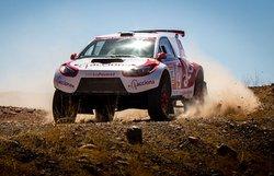 Acciona Dakar EV,racecar,Dakar Rally,electric car