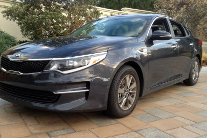 2016,Kia,Optima,LX, fuel economy,mpg