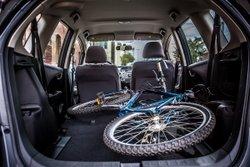 2016 Honda,Fit, cargo area,versatility
