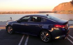 2016 Kia Optima SX,luxury,review,road test