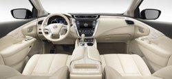 2016 Nissan Murano,interior, dash