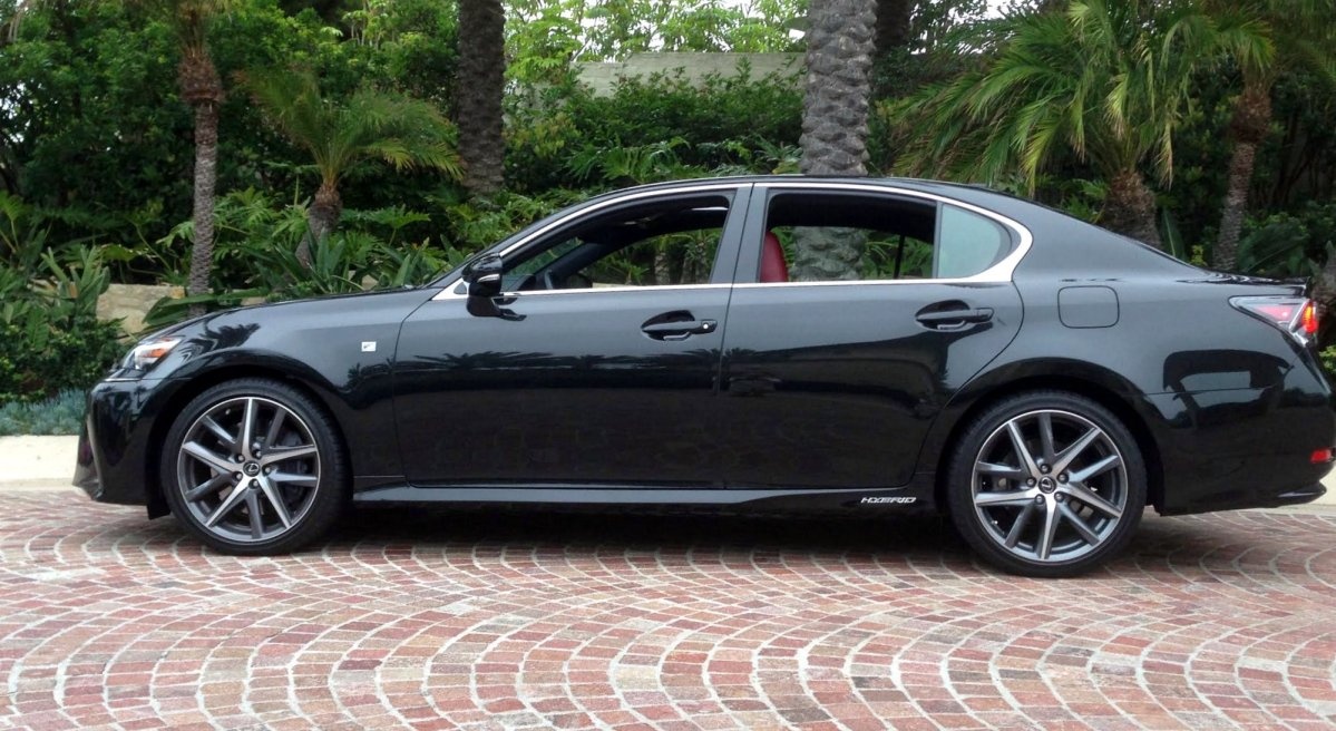 2016 Lexus GS 450h F Sport