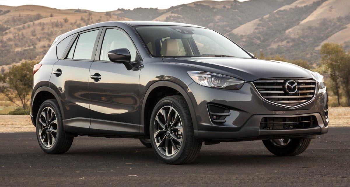 2016 Mazda_CX-5