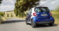 2016 smart fortwo,mpg,fuel economy