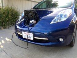 2016 Nissan Leaf SL,EV, electric car,mpg,fuel efficiency