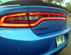 2016 Dodge Charger,styling