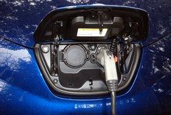 2016 Nissan Leaf,charging, battery
