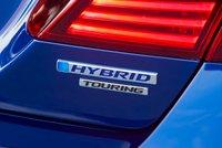 2017 Honda Accord Hybrid, mpg, fuel economy