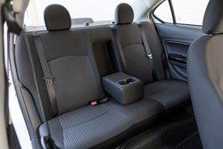 2017 Mitsubishi Mirage G4,interior