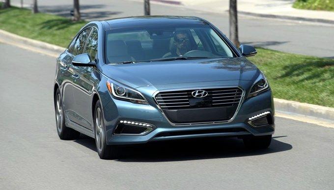 2017 Sonata Plug-In Hybrid, fuel economy