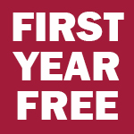 First Year Free