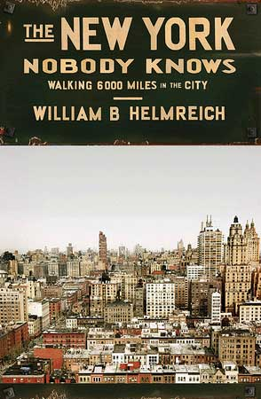 The New York Nobody Knows: Walking 6,000 Miles in the City by William Helmreich and Baghdad: The City in Verse edited by Reuven Snir  reviewed by Nathaniel Popkin