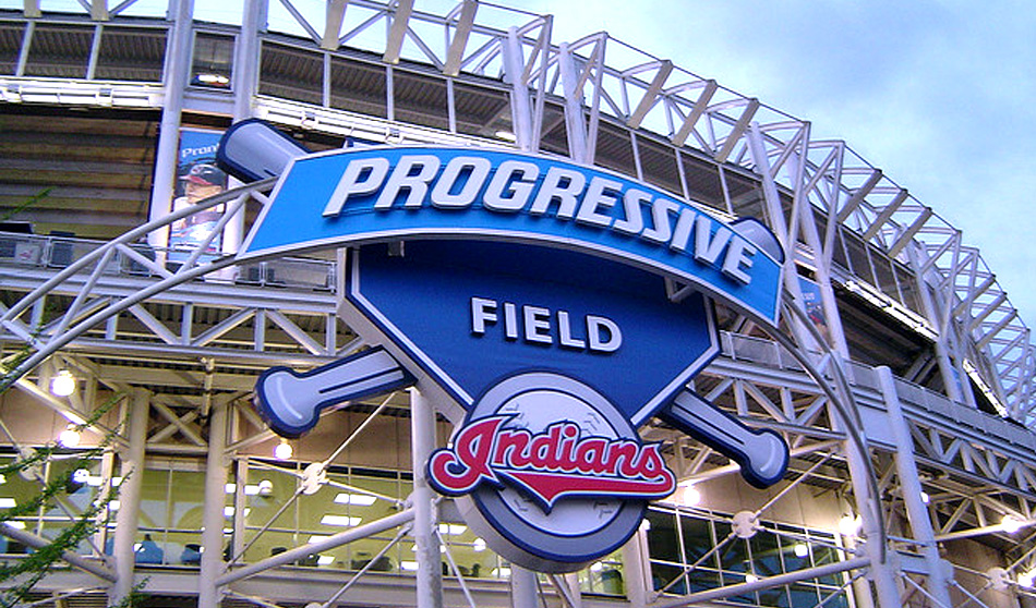 Construction (Progressive Field)