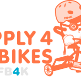 We're Partnering with Free Bikes 4 Kids!