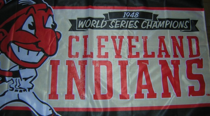Cleveland Indians 1948 champs