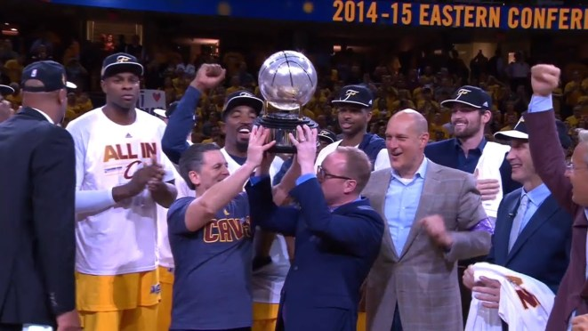 Cleveland #Cavs Toughness Will Prevail In NBA Finals