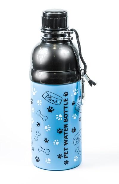 Pet Water Bottle 'Friend' 500ml by Good Life Gear | Clever ...
