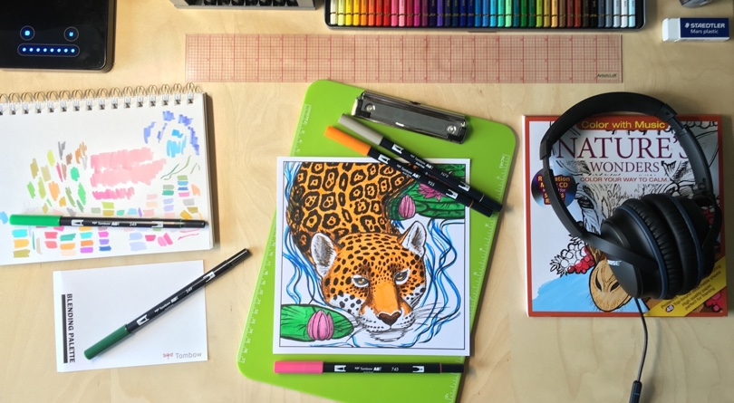 Cleverpedia + Color With Music Baker's Dozen Coloring Book Giveaway!