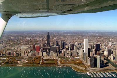 Landing the Cessna 172