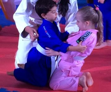 1º Encontro entre Pais e Filhos no Judô promove integração da família através do esporte