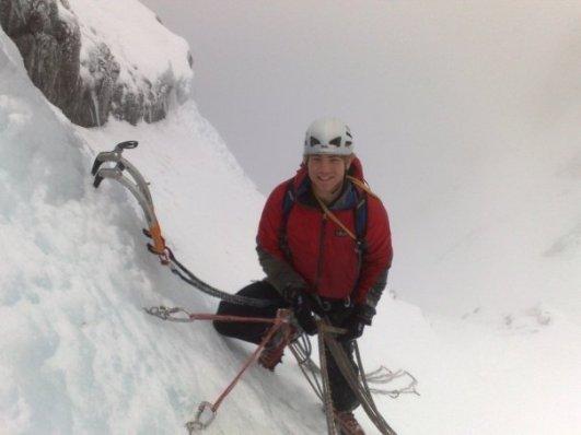 Winter climbing in Scotland The Climbing Company